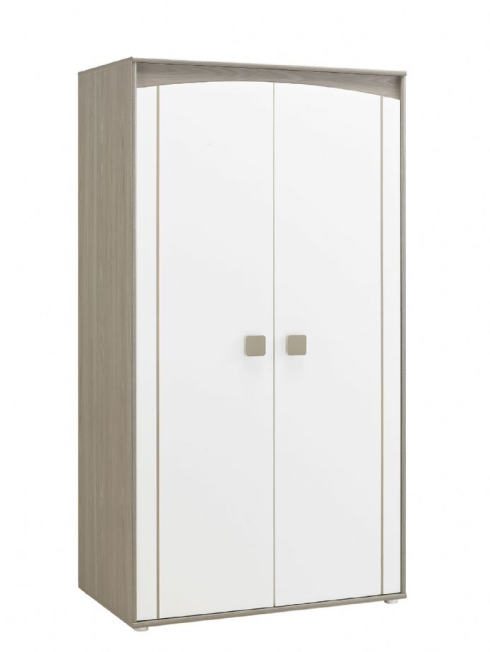 Little Wren 2016 2 Door Wardrobe